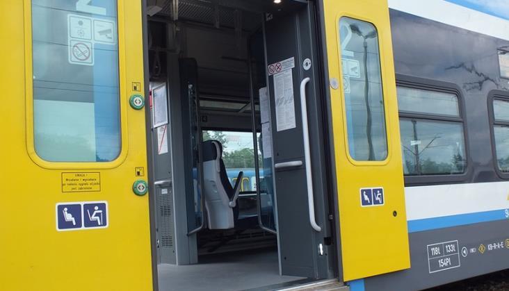 Koleje Śląskie zachęcają do przesiadki na pociąg na trasie Tychy – Katowice
