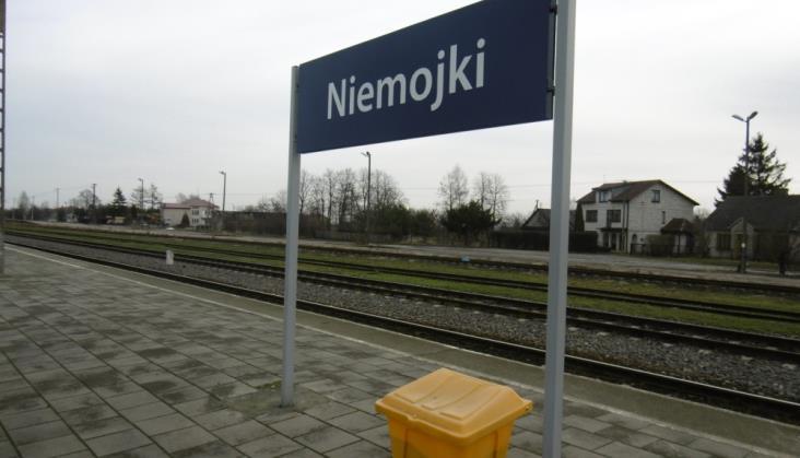 Jest przetarg na przebudowę peronu w Niemojkach