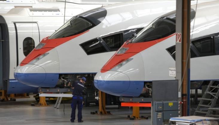 400 km/h pociągiem w Rosji? Ruszyła współpraca z niemieckimi inżynierami