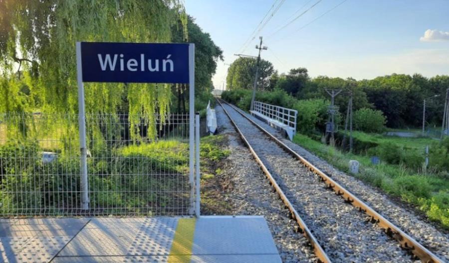 Wieluń: Prace na trasie do Kępna. Ruch pasażerski jest tam marginalny