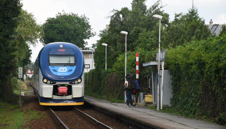 Koleje Czeskie na razie nie kupią 60 spalinowych pojazdów. Oferty złożyła Pesa, Newag i CAF