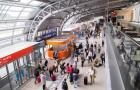 Modlin: 17 mln pasażerów w 8 lat. Pierwsze półrocze zdominowane przez pandemię