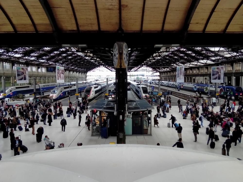 SNCF testuje pomiary temperatury u pasażerów kolei
