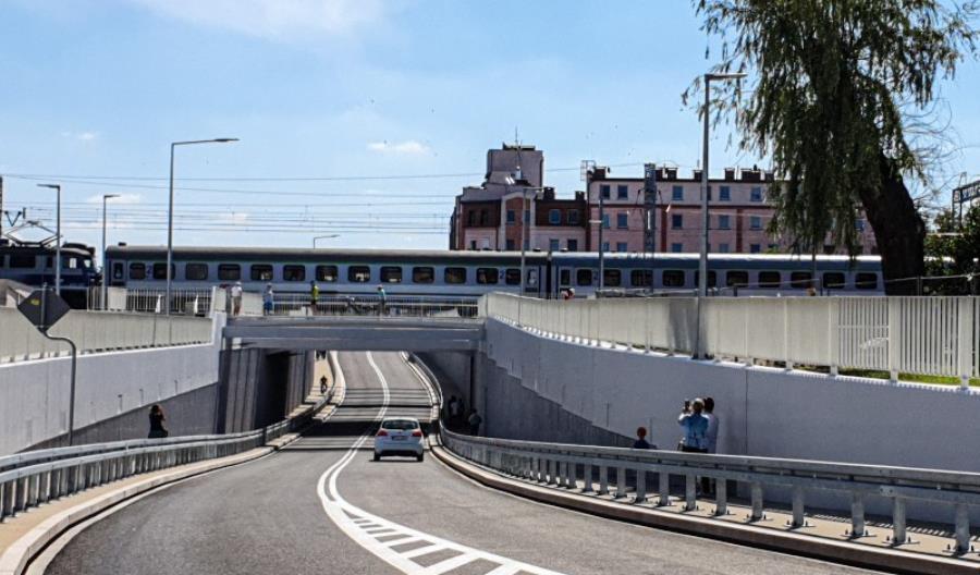 Zakończono budowę przejazdu pod torami magistrali E59 w Kościanie [zdjęcia]
