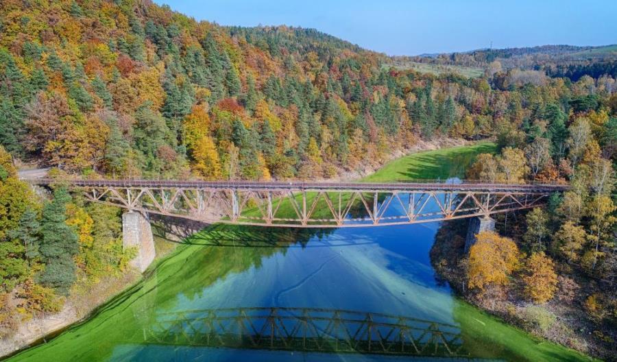 Posłowie i samorządowcy bronią mostu w Pilchowicach