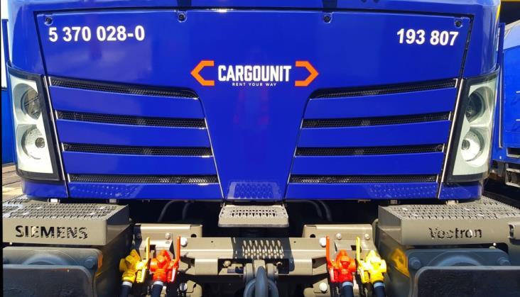 Cargounit z kolejnym finansowaniem. Na pięć Vectronów