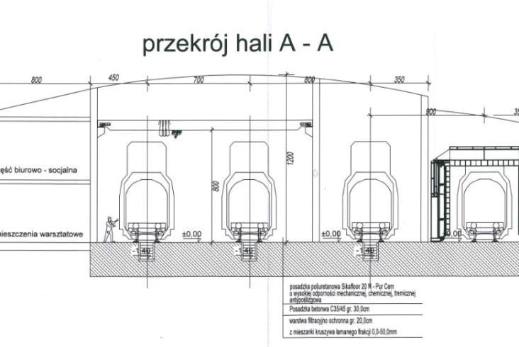 Przetarg na bazę dla PKM Rzeszów od nowa. Część prac w prawie opcji