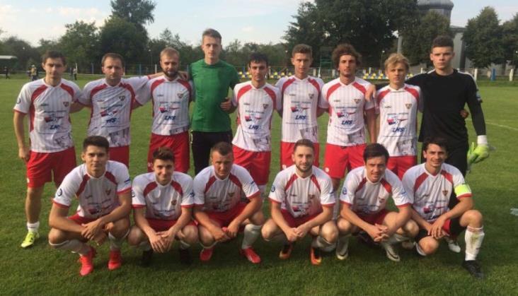 Fundacja Grupy PKP i PKP Linia Hutnicza Szerokotorowa wsparły lwowski klub sportowy