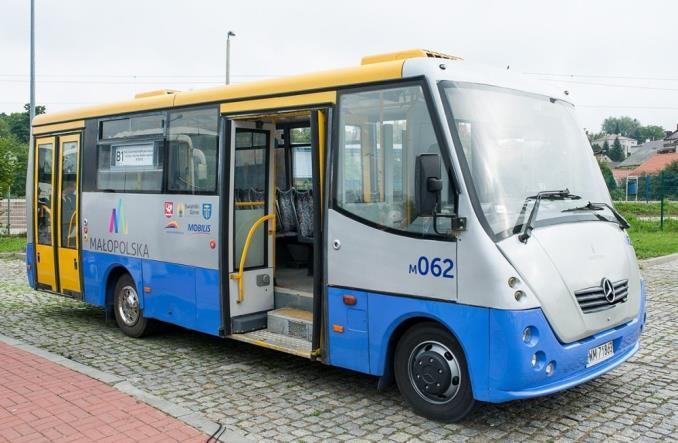 COVID-19 u sprzedawcy biletów na autobusy KMŁ