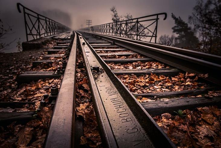 Most w Pilchowicach jak ze snu. Zobacz niezwykłe zdjęcia!