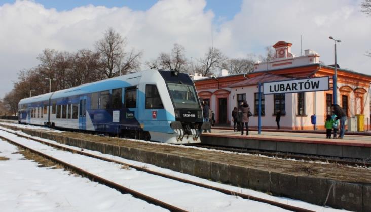 Prace na linii nr 30 Lubartów – Parczew zaczną się po wznowieniu ruchu na linii nr 7