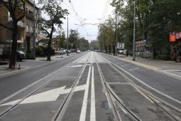 Kraków chwali się poprawą stanu torowisk tramwajowych