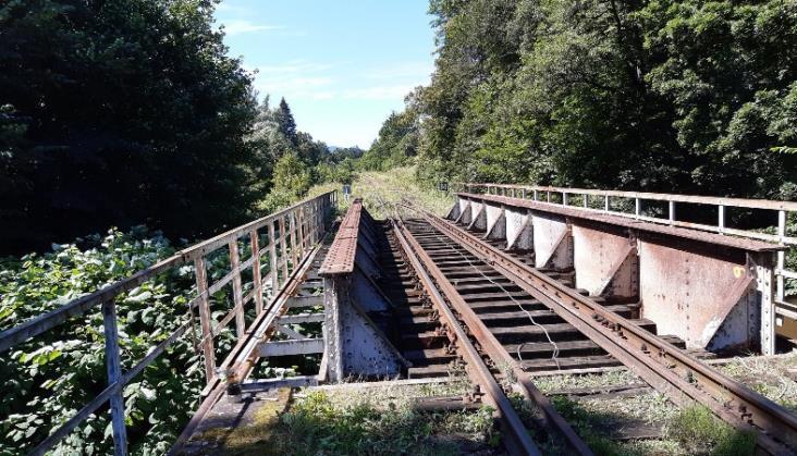 PLK przebudowuje mosty kolejowe w Kotlinie Kłodzkiej
