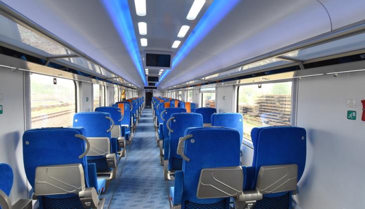 PKP Intercity ma nowe pomysły na pociągi do Kotliny Kłodzkiej. Co z nich wyjdzie?