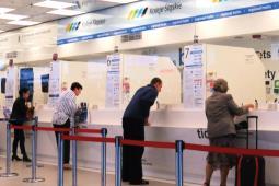 Tylko co siódmy bilet kolejowy sprzedany przez internet