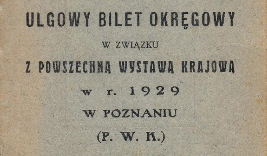 """""""Turyzm kolejowy"""", czyli o początkach turystyki kolejowej w Polsce"""