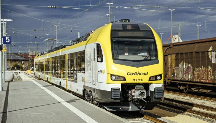 Brytyjski przewoźnik Go-Ahead wjedzie do Bawarii