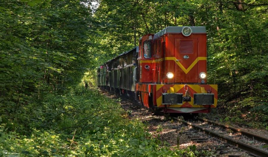 Górnośląskie Koleje Wąskotorowe przedłużają sezon