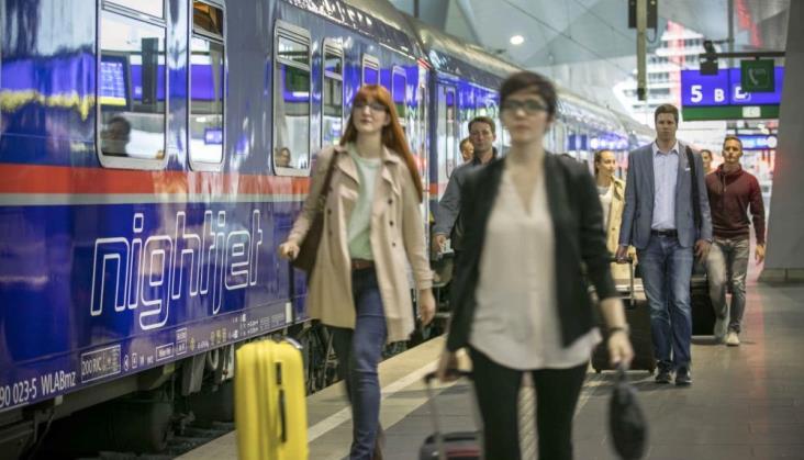Renesans nocnych pociągów