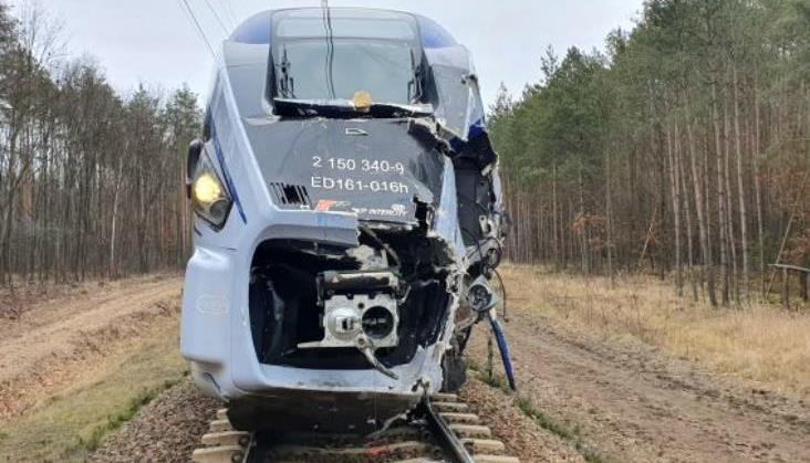Coraz mniej wypadków na kolei
