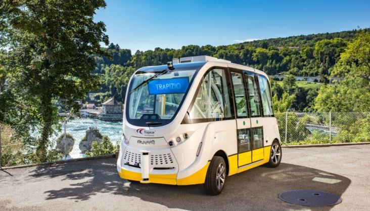 Po byłych dolnośląskich liniach kolejowych pojadą asfaltem autonomiczne autobusy?