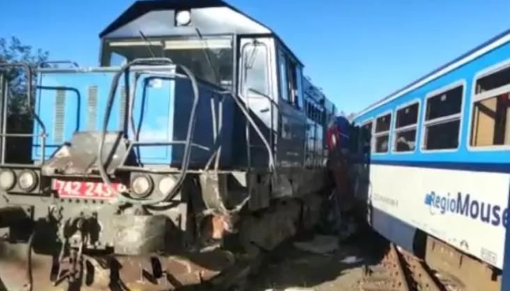 Seria kolejowych wypadków w Czechach. Zdarzył się kolejny…