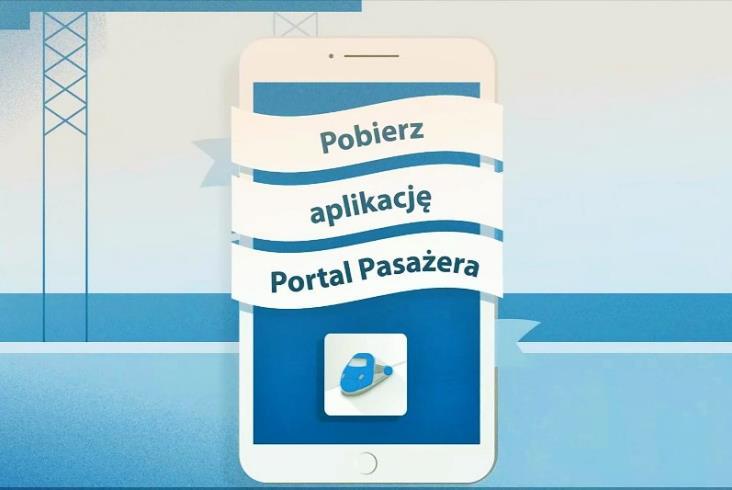 100 tys. użytkowników pobrało Portal Pasażera PKP PLK