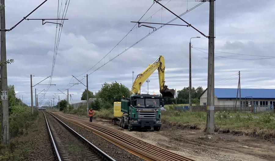 Ruszyła przebudowa Rail Baltiki od Czyżewa do Białegostoku. Głównym wykonawcą chińska firma
