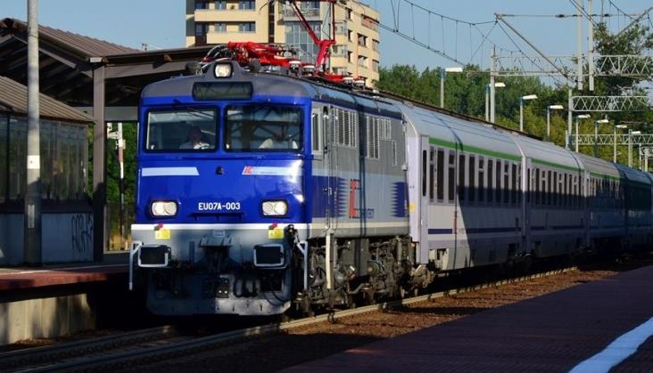 Olkol: Lokomotywy EU07 najlepiej nadają się do modernizacji
