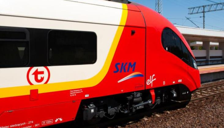 Warszawa: SKM S3 wraca na Warszawę Centralną
