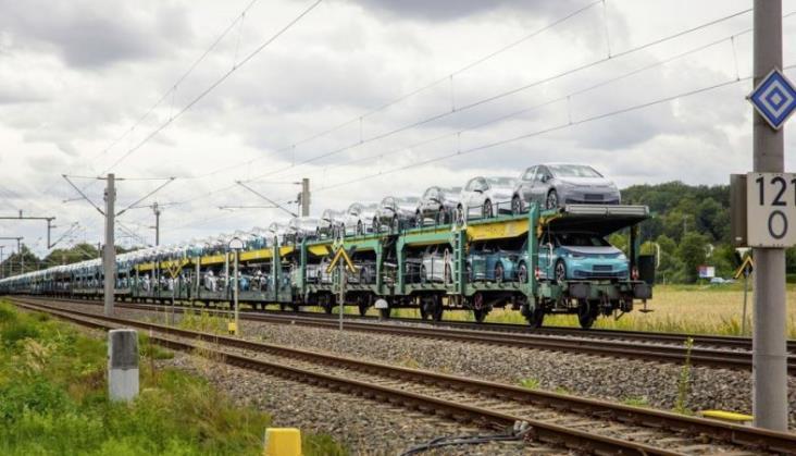 Grupa Volkswagen: Chcemy zwiększyć udział kolei w przewozach aut