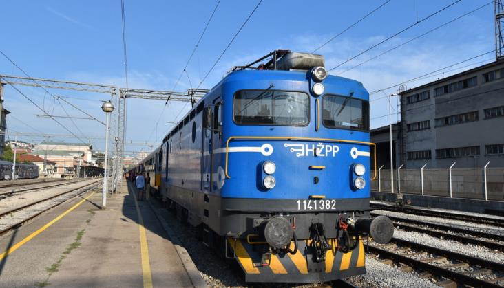 """Ostatni pociąg RegioJet wrócił z Chorwacji. """"Projekt okazał się finansowym sukcesem"""""""