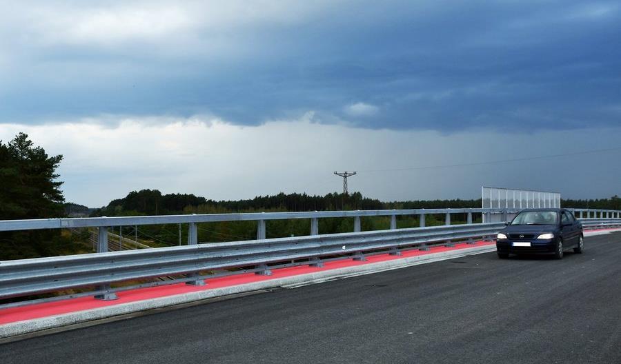 Powstały dwa nowe wiadukty nad CMK