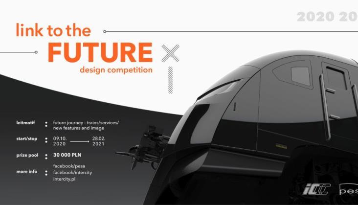PKP Intercity i Pesa ogłaszają konkurs na projekty pociągów przyszłości
