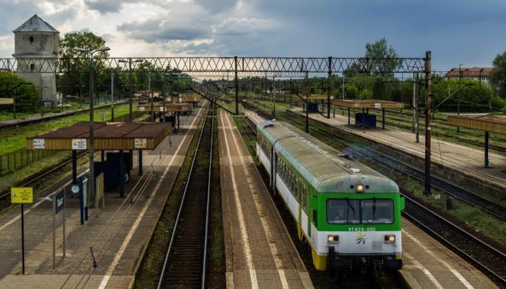 Ostrołęka: Czy kolej dotrze do centrum miasta?