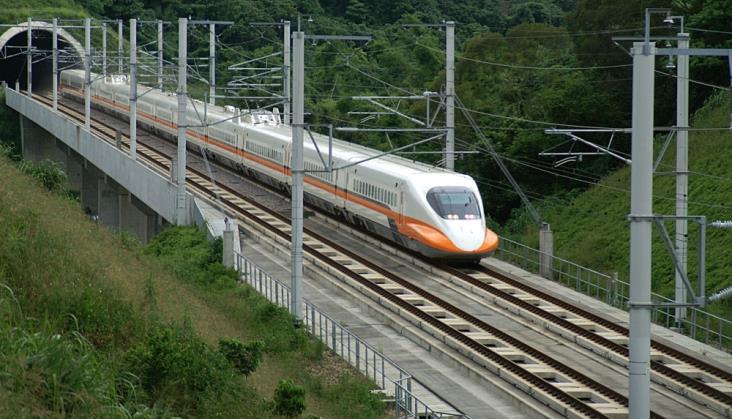 Tajwan rozbuduje koleje dużych prędkości