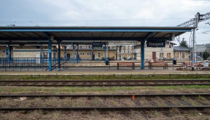 Będzie mniej pociągów na odcinku Szczecin - Stargard