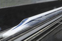 Maglev w Japonii: Nowe wnętrza pociągów i stare problemy [wideo]