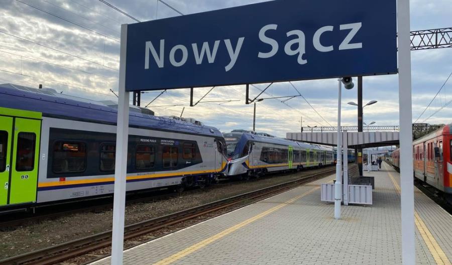 Nowe Impulsy dla FSE wyruszyły z Newagu do Włoch. W nowym malowaniu! [zdjęcia]