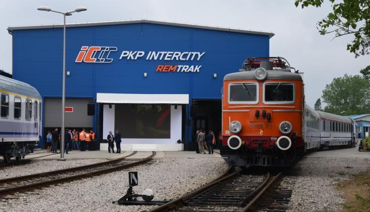 PKP Intercity o zmianach w Remtraku: Trzeba zintensyfikować inwestycje