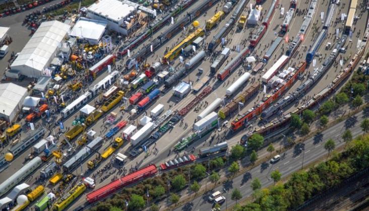 Targi InnoTrans odwołane. Miały odbyć się w kwietniu 2021 r.