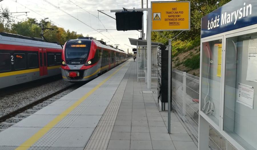 Budowa przystanków Łódź Radogoszcz Wschód i Łódź Warszawska na finiszu