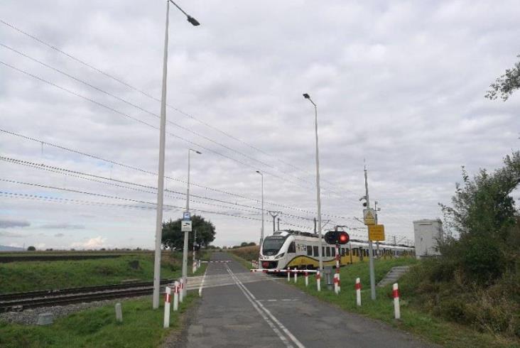 21 zmodernizowanych przejazdów na Dolnym Śląsku