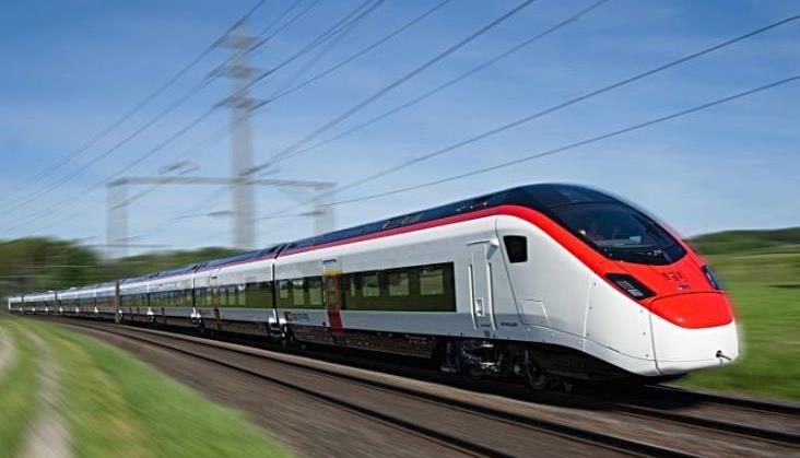 Koleje Szwajcarskie chcą kupić więcej Giruno dla ruchu międzynarodowego
