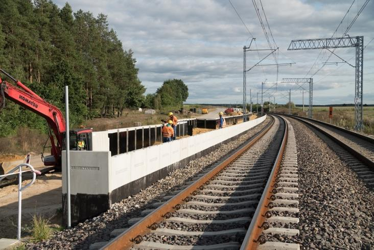 Od grudnia 2020 będzie działał przystanek Wygoda na trasie Warszawa - Lublin