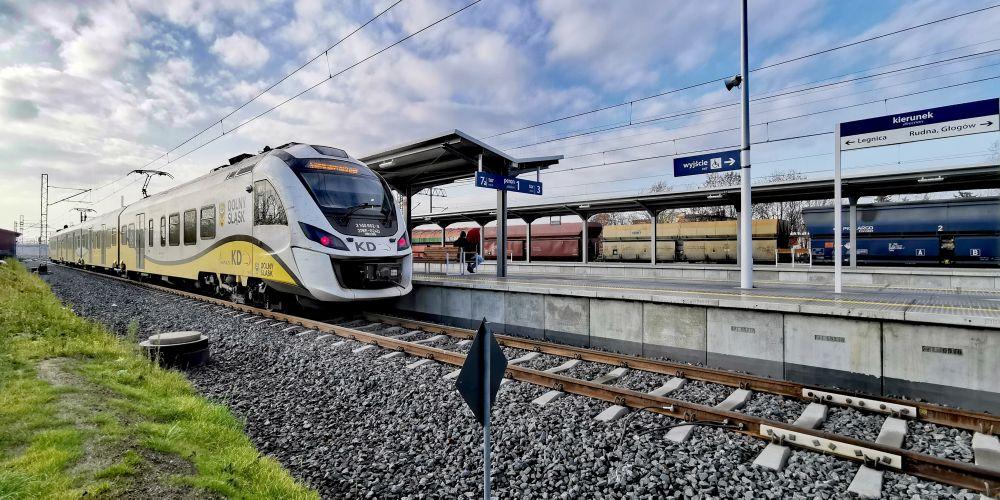 Korekta rozkładu jazdy KD. Zawieszone połączenia do Czech