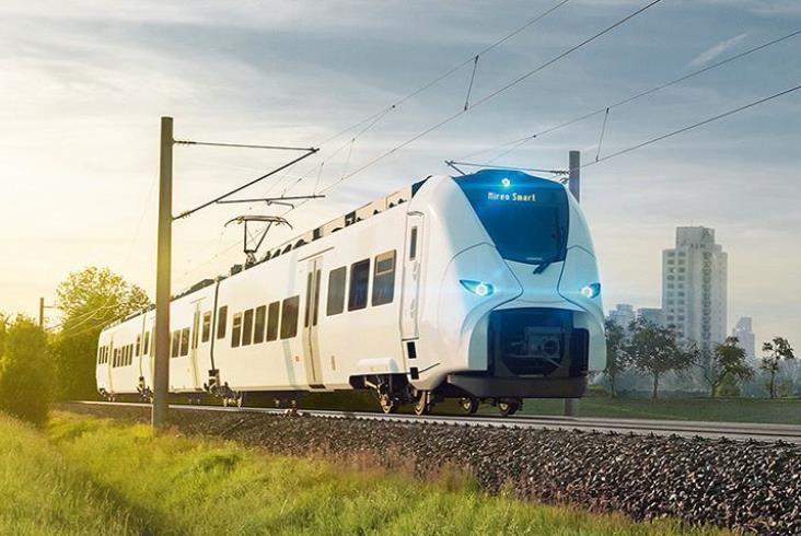 Nowy pociąg Siemensa – Mireo Smart