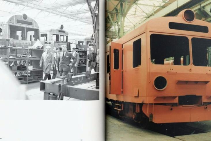 Nowy sposób promowania kolei. Powstaje innowacyjna publikacja o słynnym EN57