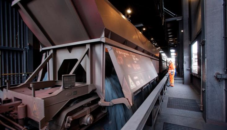 DB Cargo inwestuje w obsługę logistyczną stalowego giganta ArcelorMittal