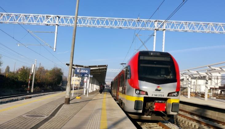 Nie będzie nowej linii z Łodzi do Kutna. W zamian rozbudowa istniejącej?